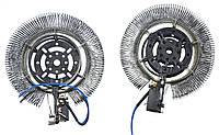 Тэн воздушый для тепловентилятора универсальный 2000W