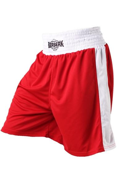Шорты BERSERK Boxing red