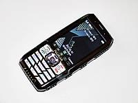 """Телефон DONOD D908 - 2Sim -сенсор 2.5"""" - FM - TV - Cam - Bt - металлический корпус"""