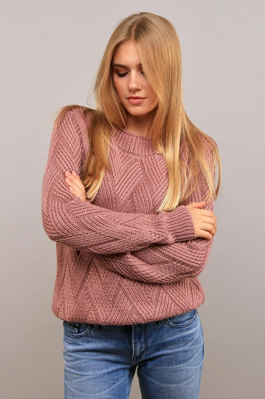 Молодежный свитер женский интернет магазин 46-50