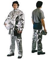 EN ISO 11612:2008 (ДСТУ ISO 11612:2008) Защитная одежда от воздействия высоких температур  и пламени.