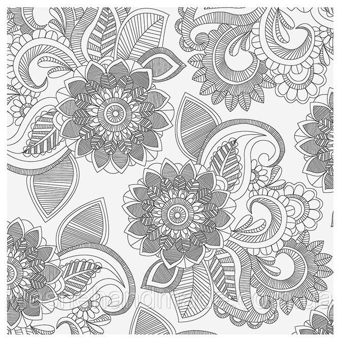 Ацетат - Acetate Floral - American Crafts - 30x30