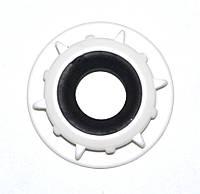Гайка с сальником трубки верхнего имплера для посудомоечной машины Indesit/Ariston C00144315 (480140101488)