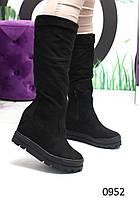 """Сапоги женские """"Rosso"""" , женская обувь"""