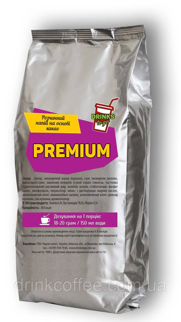 """Шоколад Premium TM """"Drinks To Go"""", 1кг"""