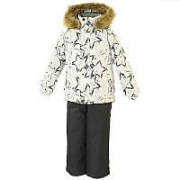 Зимний термокостюм для мальчика 3, 5, 7, 8 лет р. 98,110,122,128 WINTER ТМ HUPPA 41480030-83420