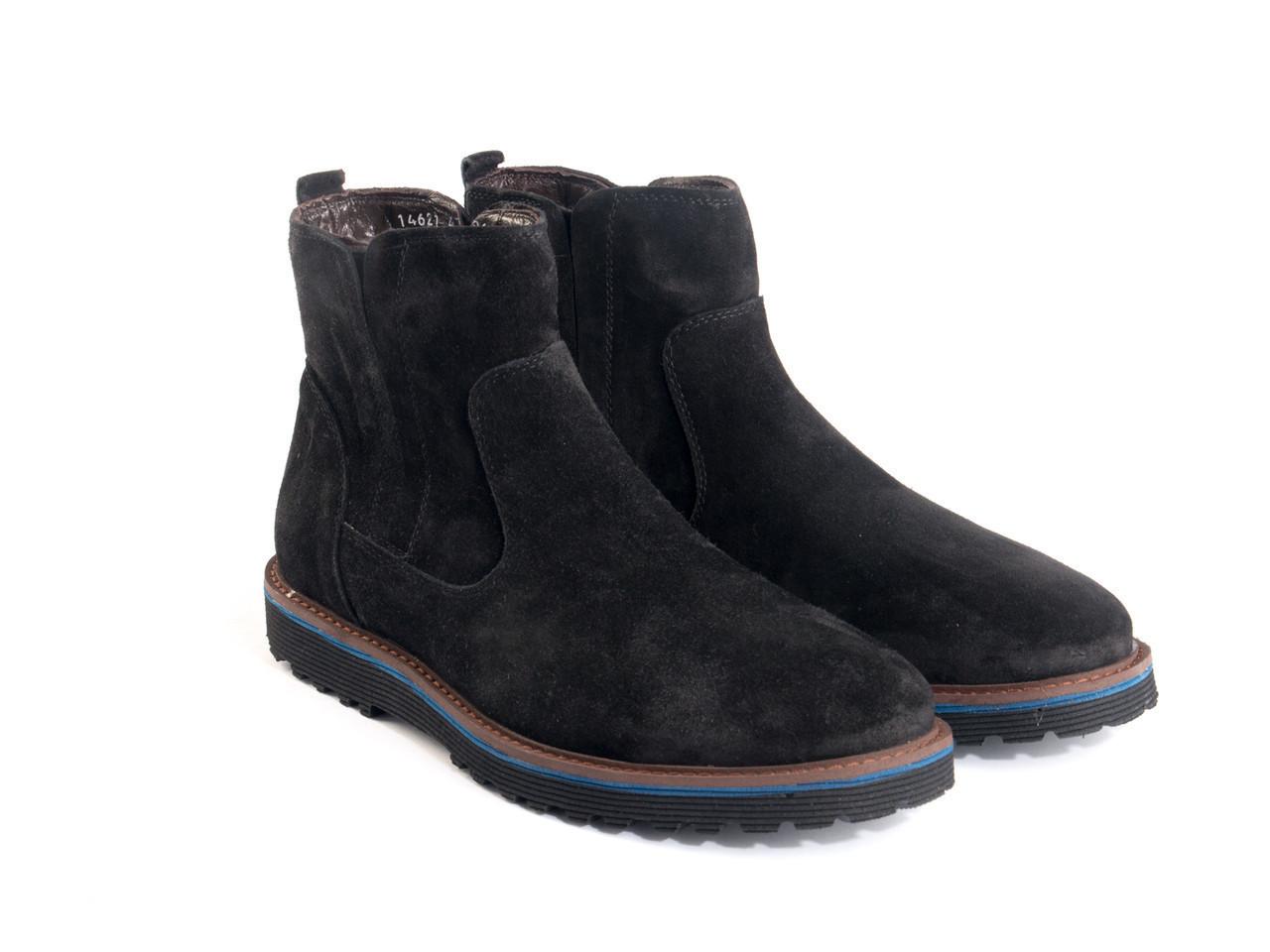 Ботинки Etor 14621-8-847 44 черные