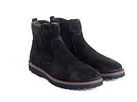 Ботинки Etor 14621-8-847 44 черные, фото 1