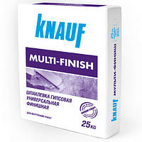Шпаклевка MULTI FINISH (KNAUF) 25 кг