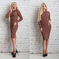 Макси-платье кофейного цвета в Украине. Сравнить цены, купить ... 8d2c6534b4e