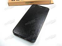Кожаный чехол книжка MOFI Xiaomi Mi A2 (черный)