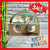 Набор детской бамбуковой посуды (большой)