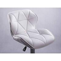 Барний стілець Hoker Castel- білий