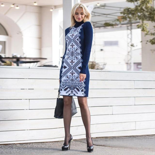 Женское платье-вышиванка от призводителя - Оптово - розничный магазин одежды