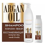 Шампунь для волос восстанавливающий с аргановым маслом JERDEN PROFF SHAMPOO ARGAN OIL