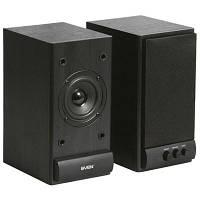Акустична система 2.0 SVEN SPS-609 black, 2 x 5 Вт, 70 Гц, 18 кГц, mini Jack 3.5 mm