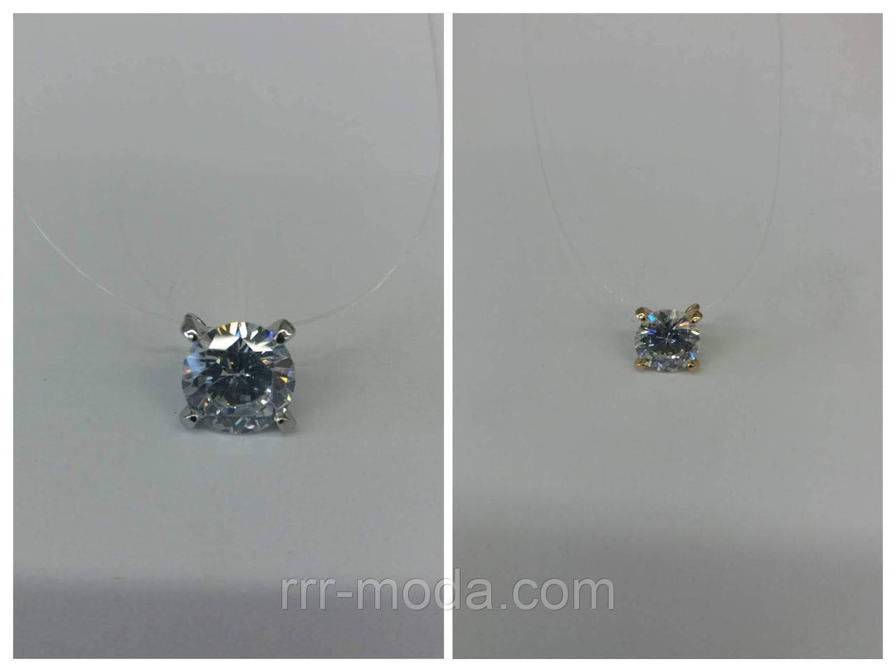 Капельки, маленькие кулоны на силиконе с замком, женские кулоны-подвески 291