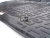 Ковер багажника Ford Focus II hb (2008-2011) new - Коврик багажника Форд Фокус 2