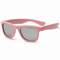 1a5c1b0562bc Детские солнцезащитные очки Wave, Koolsun, нежно-розовые (размер 3+) (