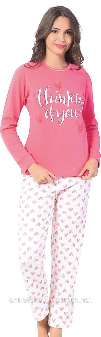 Оптом пижама женская Fawn, интерлок kod:2016