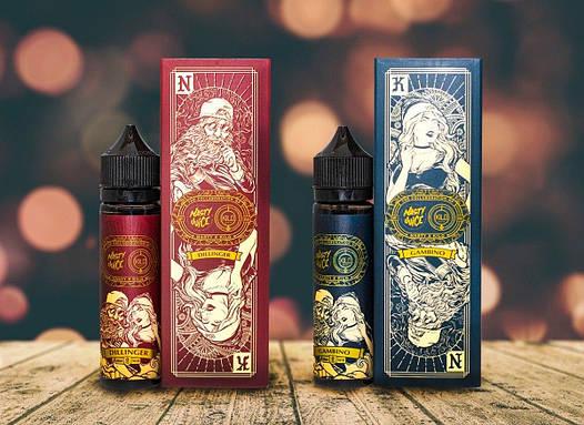 Жидкость для электронных сигарет Nasty & Kilo 60ml