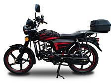 Мотоцикл HORNET Alpha (LUX) 125куб.см, черный, фото 2
