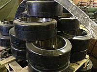 Гуммирование бандажей (шин массивных)