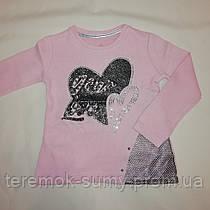 Детская одежда оптом из Турции Кофта для девочки размер 2-5
