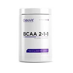 Ostrovit Extra Pure BCAA 2:1:1 400g