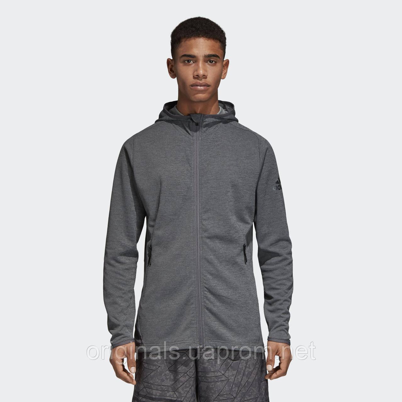 Толстовка мужская Adidas FreeLift Climacool DN1860