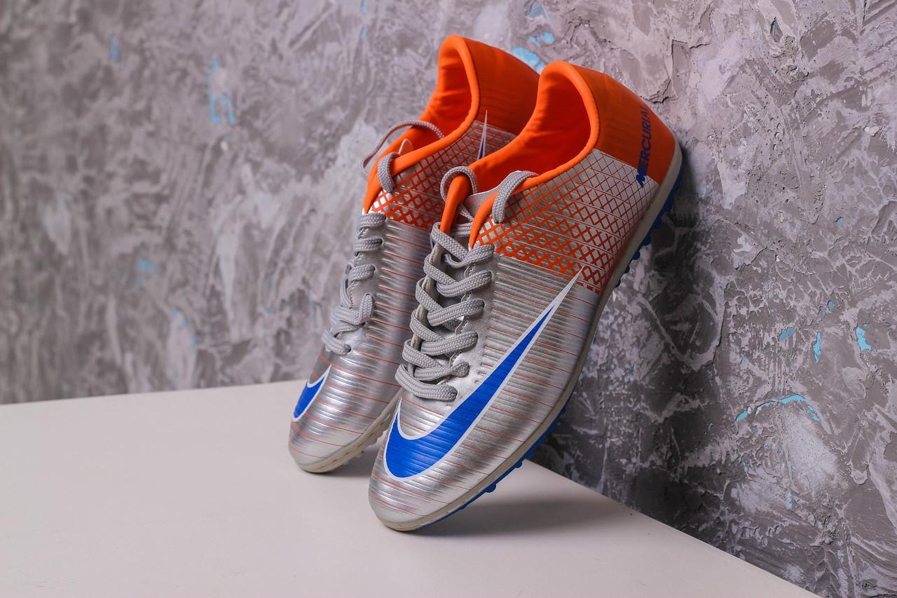 Сороконожки  Nike Mercurial 1033(реплика)