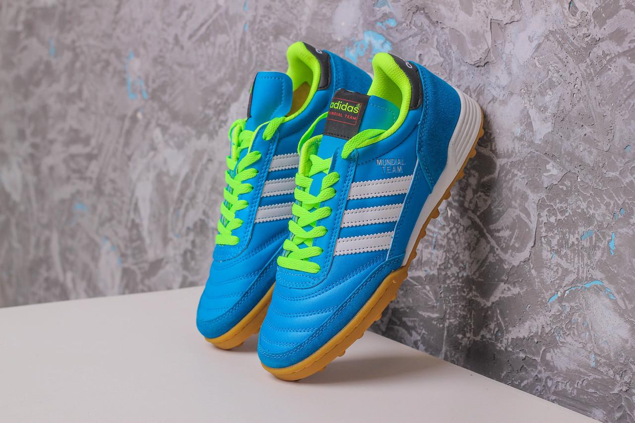 Сороконожки Adidas Copa Mundial Подростковые 1037(реплика)