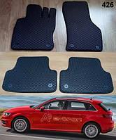 Коврики на Audi A3 Sportback e-tron 13-. Автоковрики EVA, фото 1