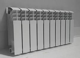 Радиатор биметаллический Alltermo Super Bimetal 300/100 Украина