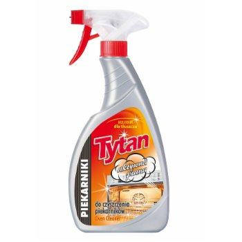 Средство Tytan для чистки духовок  (спрей) 500гр. Польша, фото 2