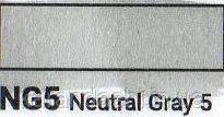 Маркер SKETCHMARKER долото-тонкое перо NG5 Neutral gray 5 Нейтральный серый 5, фото 2