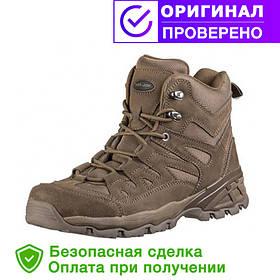 Тактические ботинки (берцы) Mil-Tec (мил-тек) SQUAD STIEFEL 5 INCH Brown (12824009)