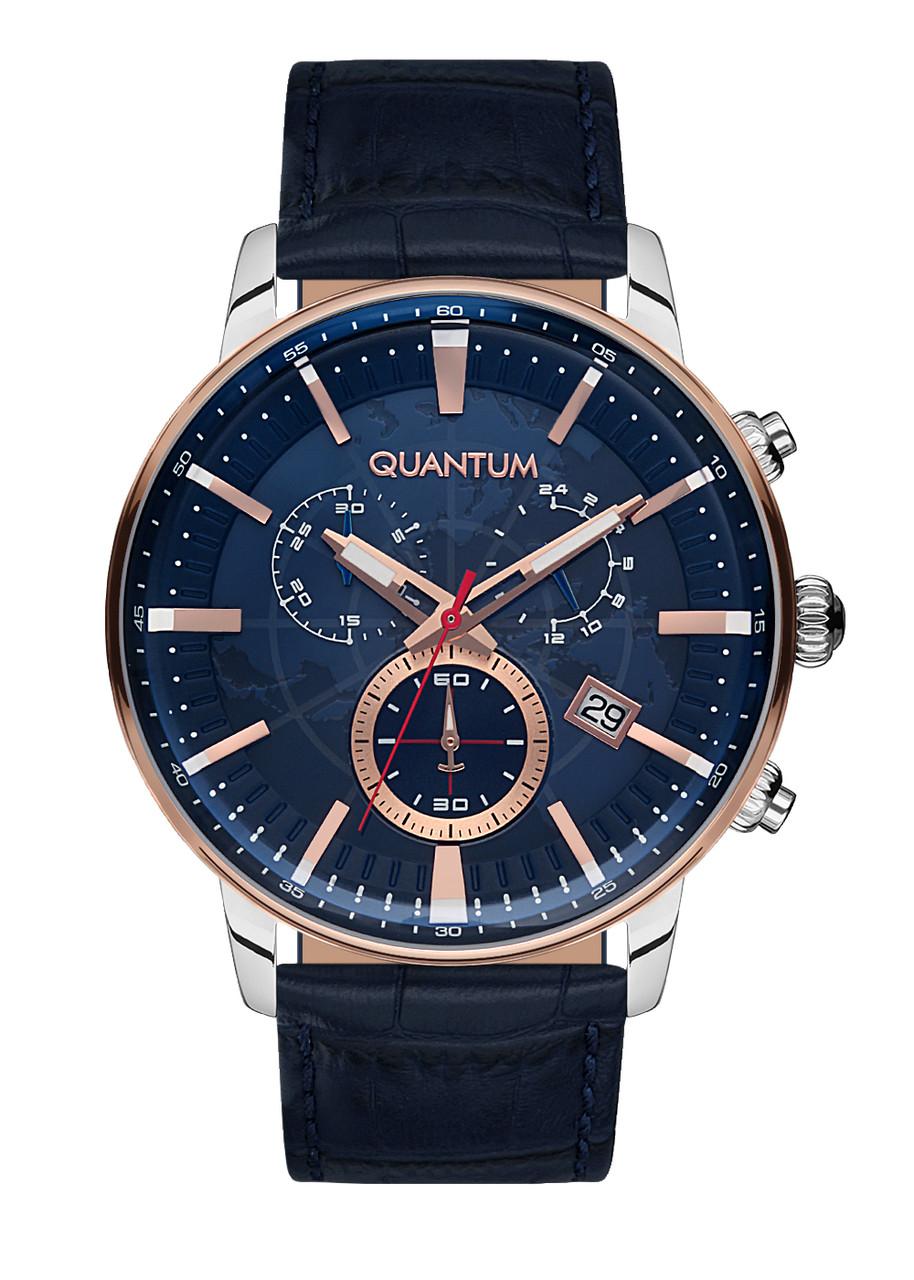 Часы мужские QUANTUM PWG683.599