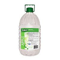 Жидкое мыло с ароматом яблока, Helper, 5л