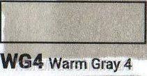 Маркер SKETCHMARKER долото-тонке перо WG04 Warm Gray 04 Теплий сірий 04, фото 2