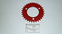 Звездочка опорно-приводного колеса ОЗШ 00.474 (z=32, t=15,875) диаметр 85 мм