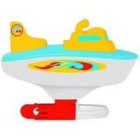 Развивающая игрушка – ПОДВОДНАЯ ЛОДКА (для игры в ванной)