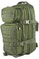 Штурмовой (тактический) рюкзак ASSAULT S Mil-Tec by Sturm Olive 36 л. (14002201), фото 1