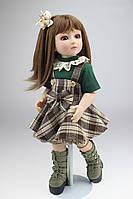 Модная кукла шарнирная Каролина 45 см