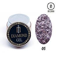 DIAMOND ГЕЛЬ MILANO 05 (8 г)