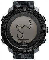 GPS-часы для отдыха на природе Suunto Traverse Alpha Concrete