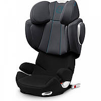 Автокресло Cybex Solution Q-fix Black River Grey (514120005)