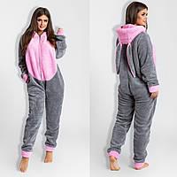 Кигуруми цельная пижамаиз турецкой пушистой махры