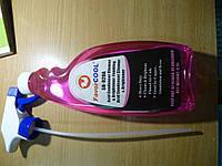 Средство очистки кондиционеров  спрей  FavorCool Sb-920 (0,5л.) (кислотное вспенивание)  розовый