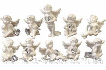 Маленькие ангелы керамические